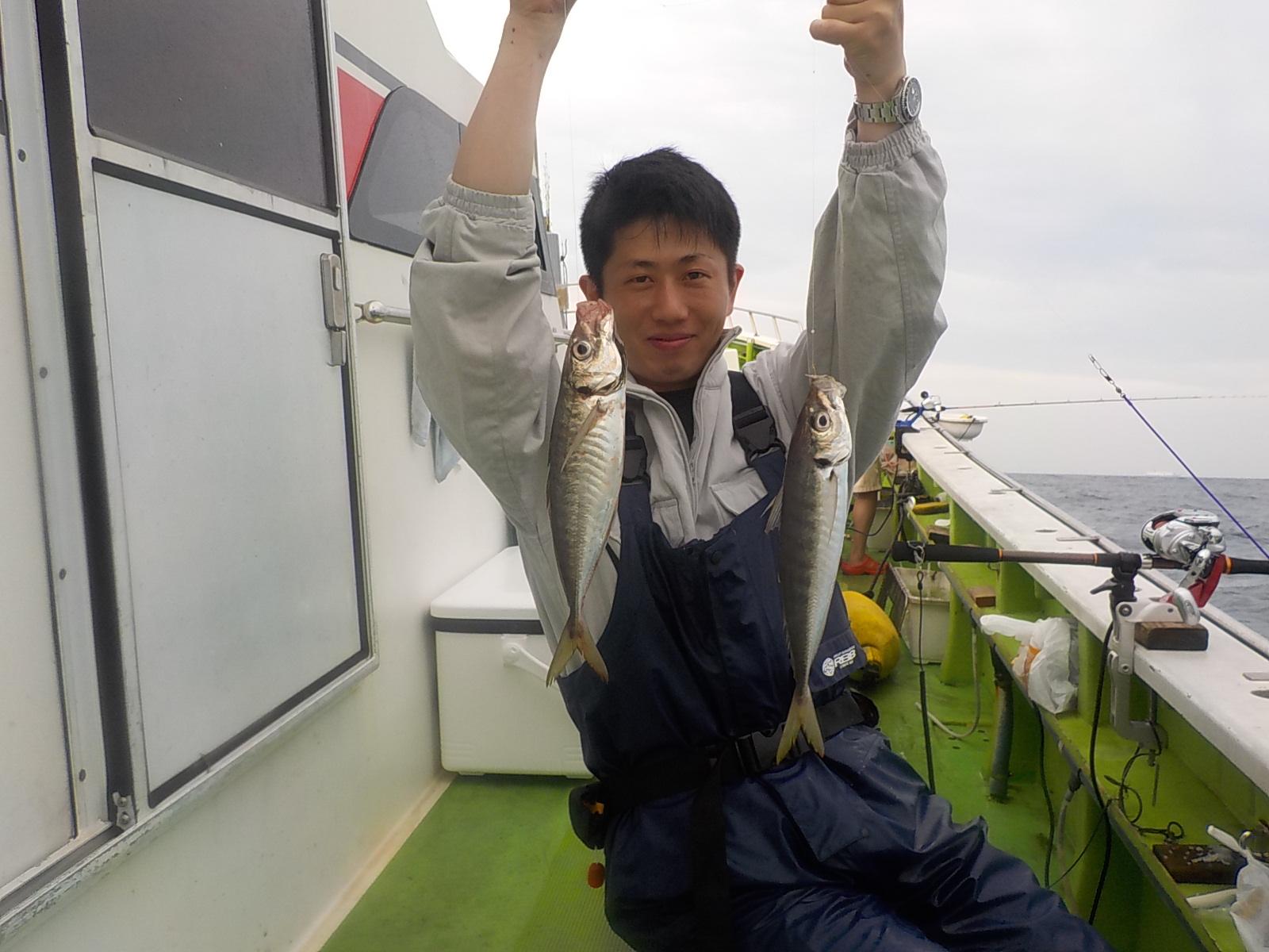 イサキ&マアジ船